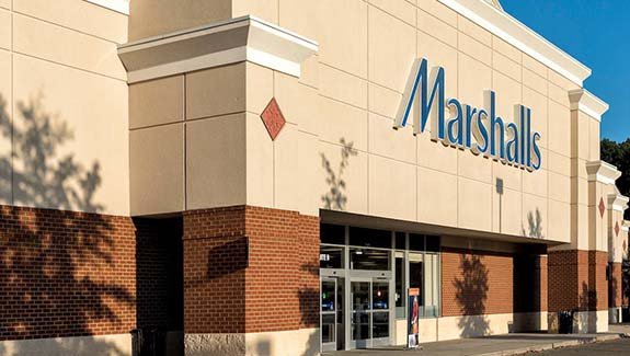 Marshalls one of MDRR commercial real estate